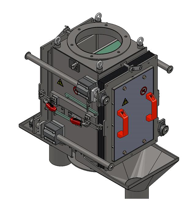 Magnetic separation vessel MSN UP