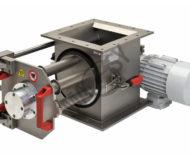 Rotational magnetic separator MSVR