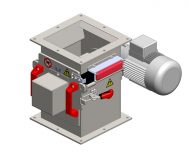 Rotational magnetic separator MSVR – Standard