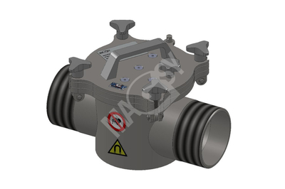 Cistern-type magnetic separator MF CIS Special